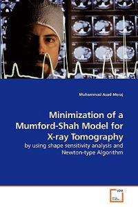 Minimization of a Mumford-Shah Model for X-Ray Tomography
