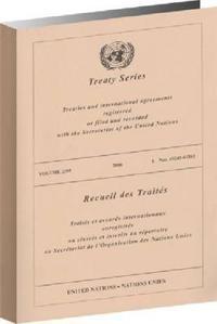 Treaty Series 2395 I