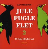 Jule-fugle-flet 2; 24 fugle til juletræet