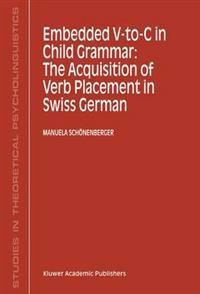 Embedded V-To-C in Child Grammar