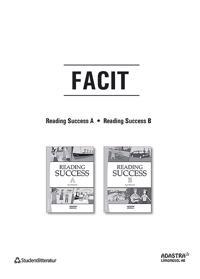 Reading Success Facit A-B