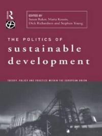 The Politics of Sustainable Development