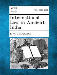 International Law in Ancient India