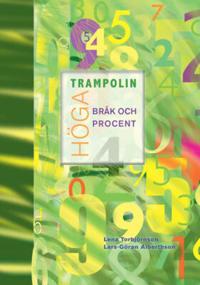 Höga trampolin Bråk och procent