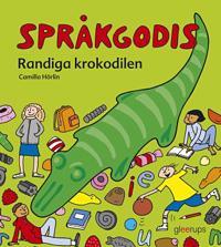 Språkgodis Randiga krokodilen