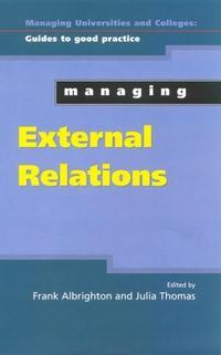 Managing External Relations