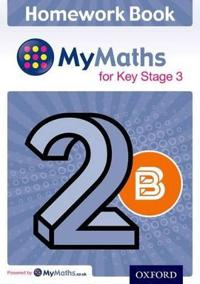 MyMaths for Key Stage 3: Homework Book 2B (Pack of 15)