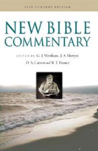 New Bible Commentary - Gordon J. Wenham  J. Alec Motyer  Donald A. Carson - böcker (9780830814428)     Bokhandel