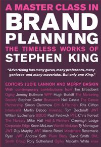 A Master Class in Brand Planning: The Timeless Works of Stephen King