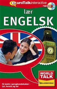 World talk. Engelska