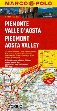 Marco Polo Italy - Piedmont, Aosta Valley