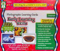 Early Learning Skills: Photographic Learning Cards