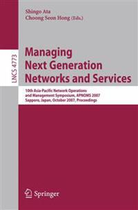 Managing Next Generation Networks and Services