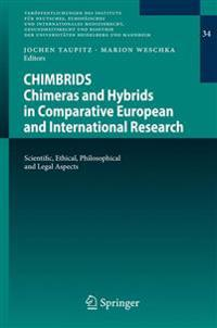 CHIMBRIDS - Chimeras and Hybrids in Comparative European and International Research