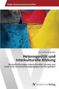 Heterogenitat Und Interkulturelle Bildung