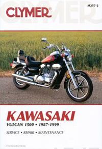 Kawasaki Vn1500 Vulcan, 1987-1999