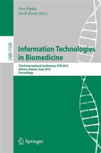 Information Technologies in Biomedicine