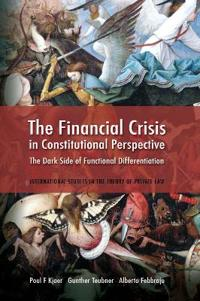 The Financial Crisis in Constitutional Perspective