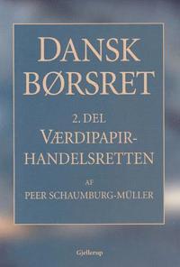Dansk børsret-Værdipapirhandelsretten