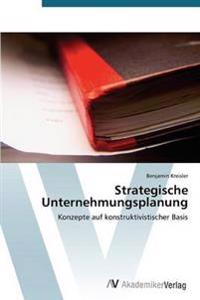 Strategische Unternehmungsplanung