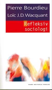 Refleksiv sociologi