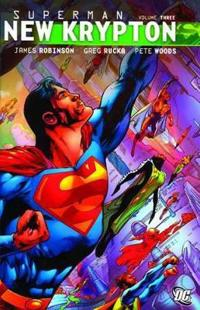 Superman New Krypton 3