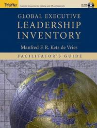 Global Executive Leadership Inventory (Geli), Facilitator's Guide Set [With Participant Workbook]