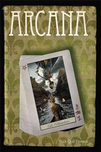 Arcana: Anthology Created by the Black Quill Element Within the Temple of Set
