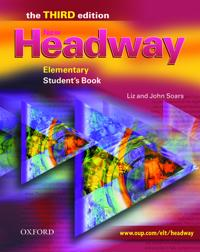 New headway: elementary third edition: students book - six-level general en