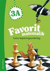 Favorit matematik 3A Extra kopieringsunderlag