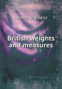 British Weights and Measures