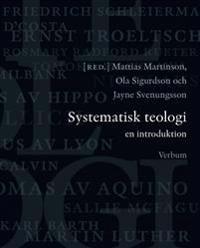 Systematisk teologi : en introduktion