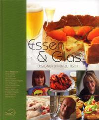 Essen & Glas : designer bitten zu Tisch
