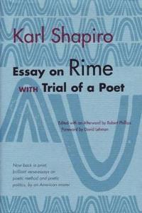 Essay on Rime