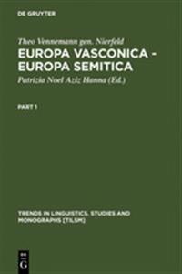 Europa Vasconica-Europa Semitica