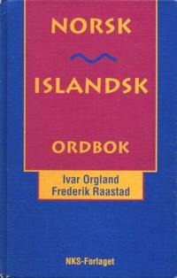 Norsk-islandsk ordbok = Norsk-islensk ordabok -  pdf epub