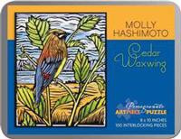 Molly Hashimoto - Cedar Waxwing
