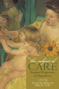 The Subject of Care