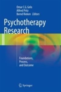 Psychotherapy Research: Foundations, Process, and Outcome