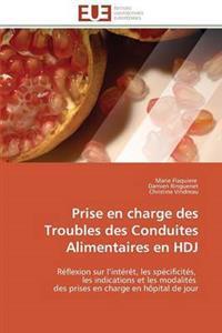 Prise En Charge Des Troubles Des Conduites Alimentaires En Hdj