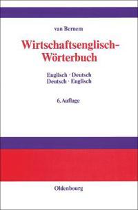 Wirtschaftsenglisch-wörterbuch