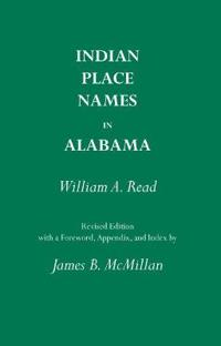 Indian Place Names in Alabama