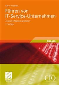 Fuhren von IT-Service-unternehmen