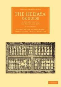 The Hedaya, or Guide 4 Volume Set
