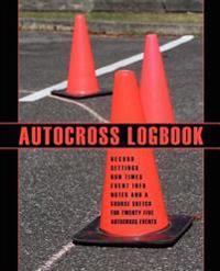 Autocross Logbook