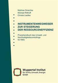 Instrumentenwegweiser Zur Steigerung Der Ressourceneffizienz