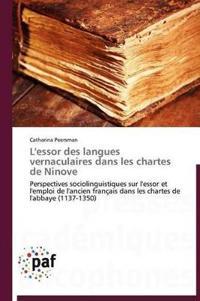 L'Essor Des Langues Vernaculaires Dans Les Chartes de Ninove