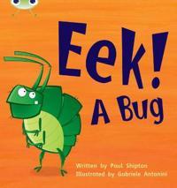 Bug Club Phonics Bug Set 11 Eek! A Bug