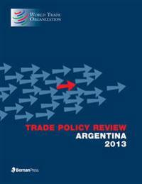 Trade Policy Review Argentina 2013