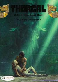 City of the Lost God: Includes 2 Volumes in 1: City of Lost Gods and Between Earth and Sun
